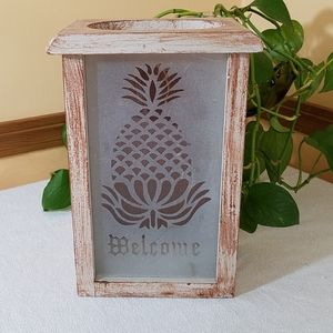 Welcome Candle Box